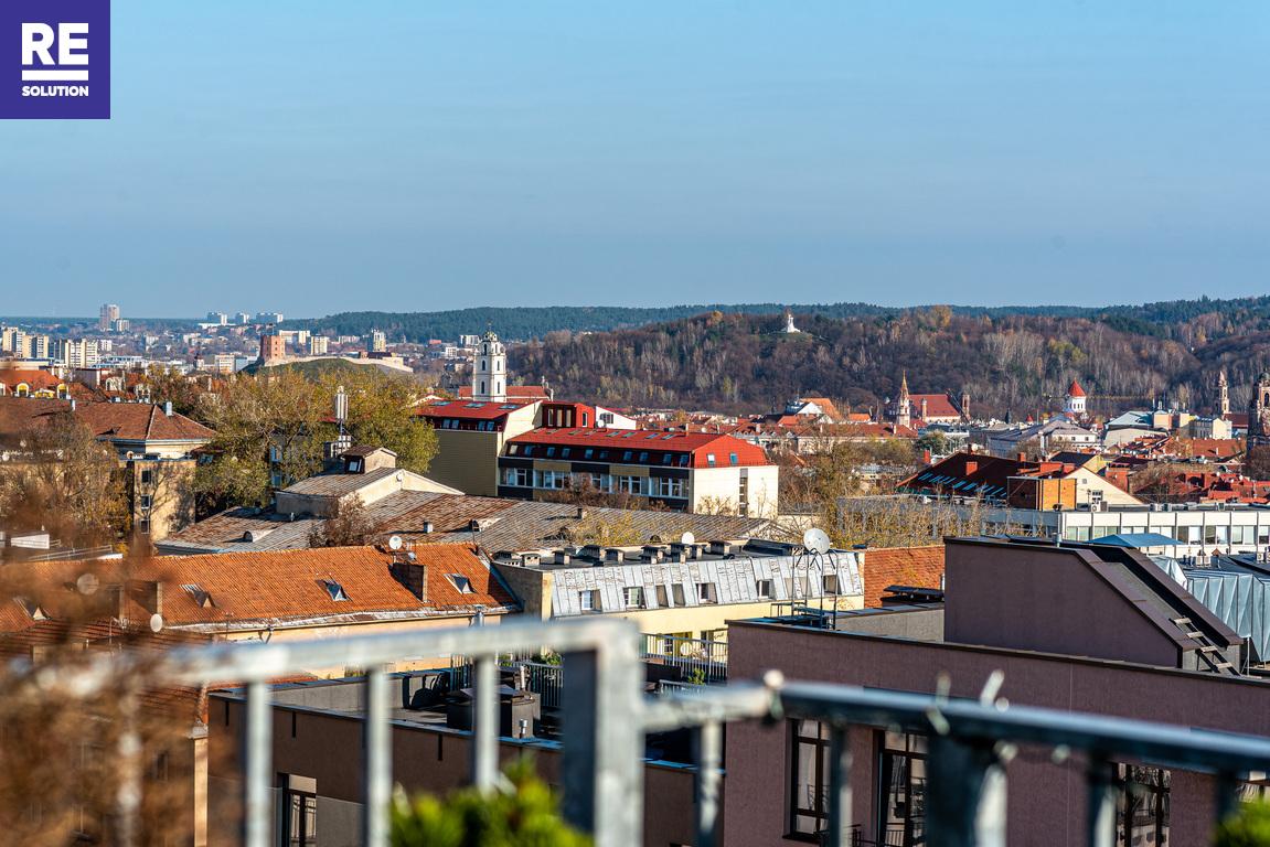 Parduodamas butas Mindaugo g., Senamiestis, Vilniaus m., Vilniaus m. sav., 65 m2 ploto, 2 kambariai nuotrauka nr. 22