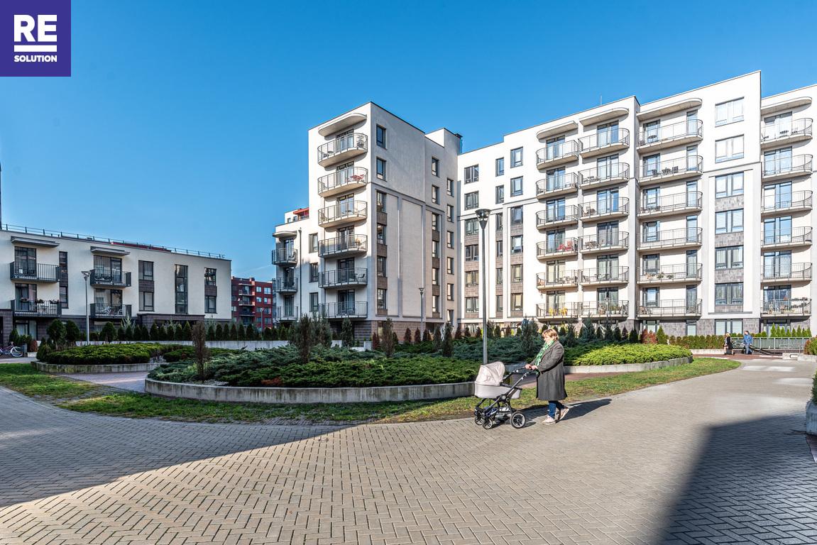 Parduodamas butas Mindaugo g., Senamiestis, Vilniaus m., Vilniaus m. sav., 65 m2 ploto, 2 kambariai nuotrauka nr. 24