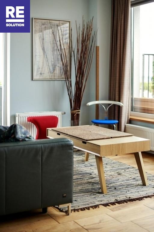 Nuomuojamas butas Mindaugo g., Senamiestis, Vilniaus m., Vilniaus m. sav., 65 m2 ploto, 2 kambariai nuotrauka nr. 4