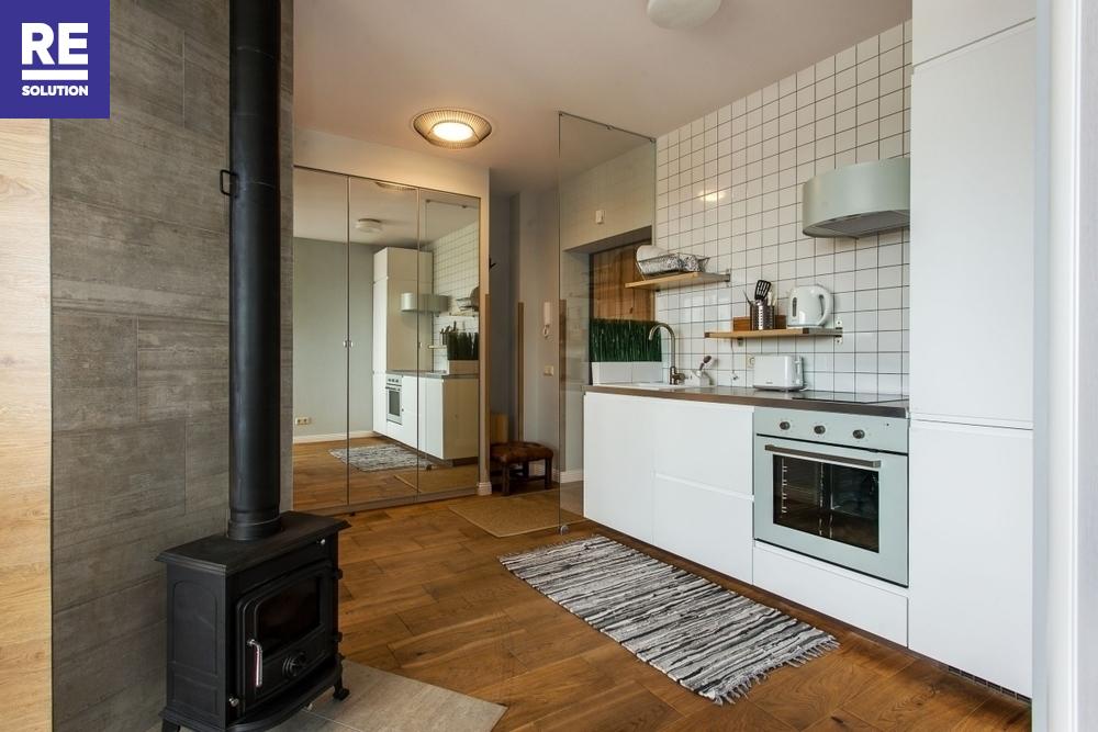 Nuomuojamas butas Mindaugo g., Senamiestis, Vilniaus m., Vilniaus m. sav., 65 m2 ploto, 2 kambariai nuotrauka nr. 6