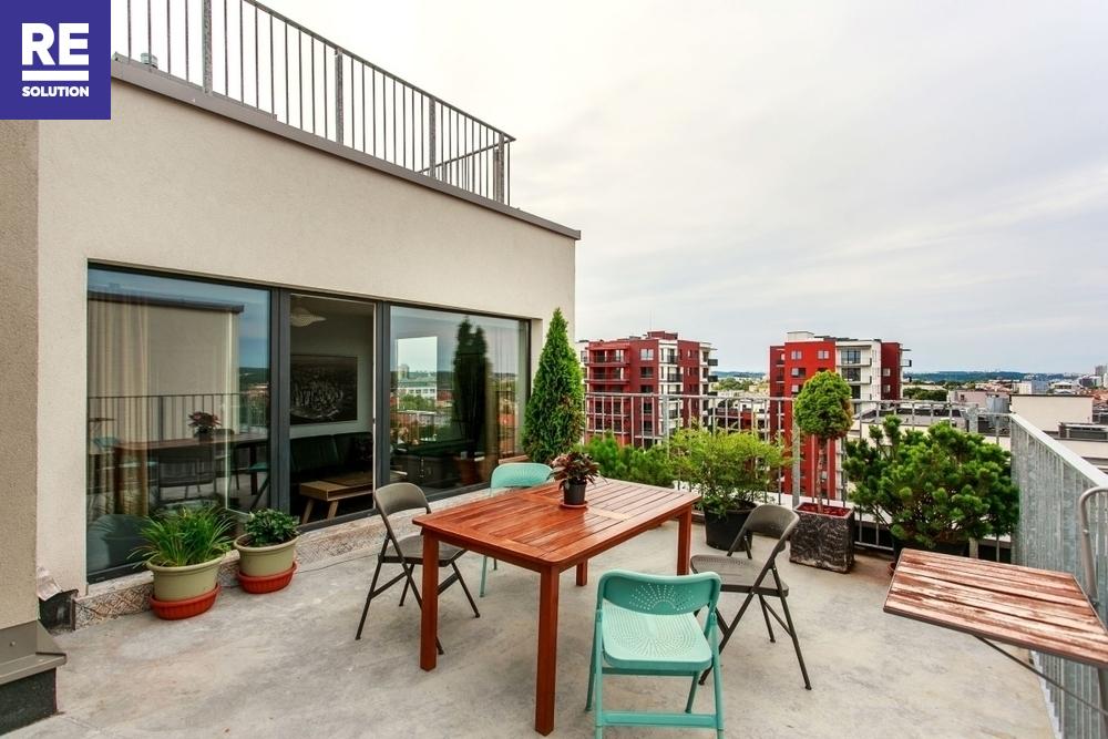 Nuomuojamas butas Mindaugo g., Senamiestis, Vilniaus m., Vilniaus m. sav., 65 m2 ploto, 2 kambariai nuotrauka nr. 8