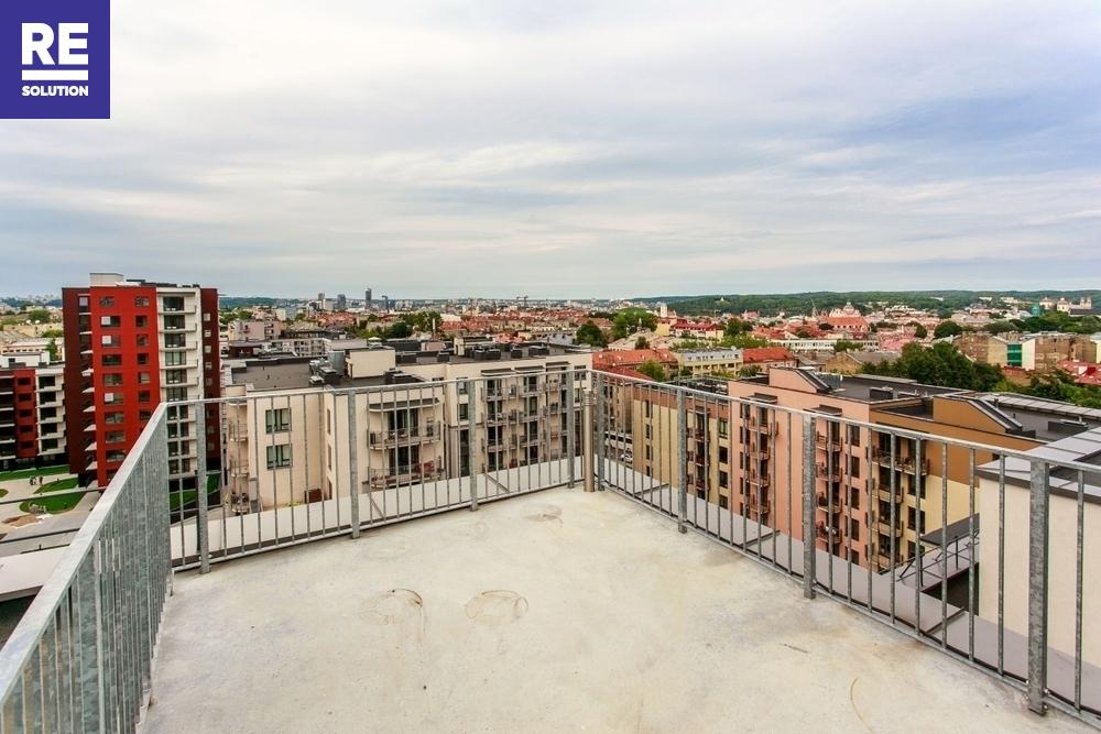 Nuomuojamas butas Mindaugo g., Senamiestis, Vilniaus m., Vilniaus m. sav., 65 m2 ploto, 2 kambariai nuotrauka nr. 20
