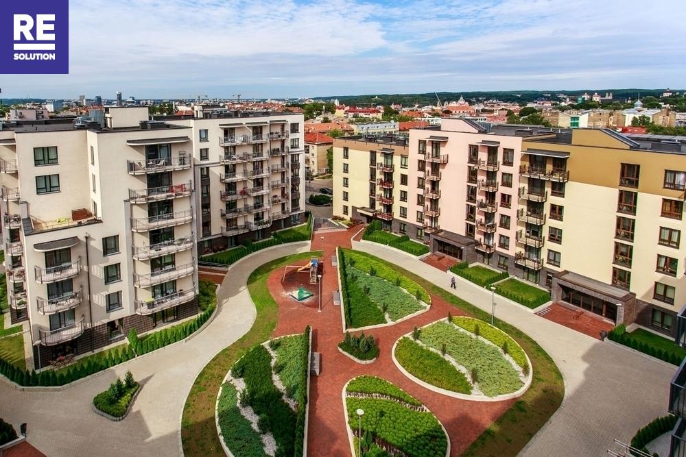 Nuomuojamas butas Mindaugo g., Senamiestis, Vilniaus m., Vilniaus m. sav., 65 m2 ploto, 2 kambariai nuotrauka nr. 21