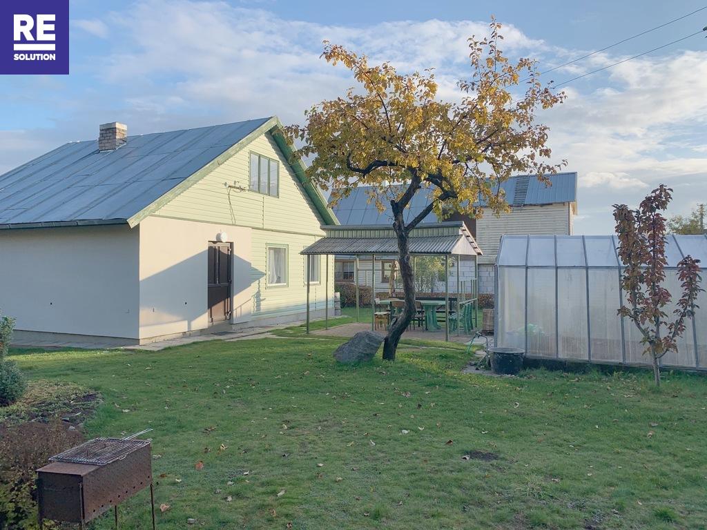 Parduodamas namas Vismaliukų g., Antakalnyje, Vilniuje, 96.24 kv.m ploto nuotrauka nr. 10