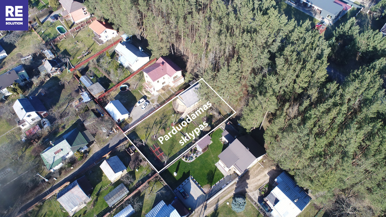 Parduodamas jaukus sodo namas Korių g., Balsiuose. nuotrauka nr. 5
