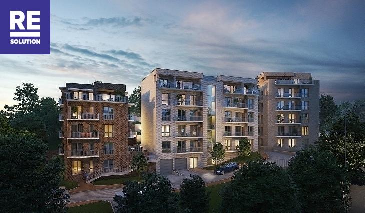 Parduodamas butas Olandų g., Užupis, Vilniaus m., Vilniaus m. sav., 35.2 m2 ploto, 2 kambariai nuotrauka nr. 13