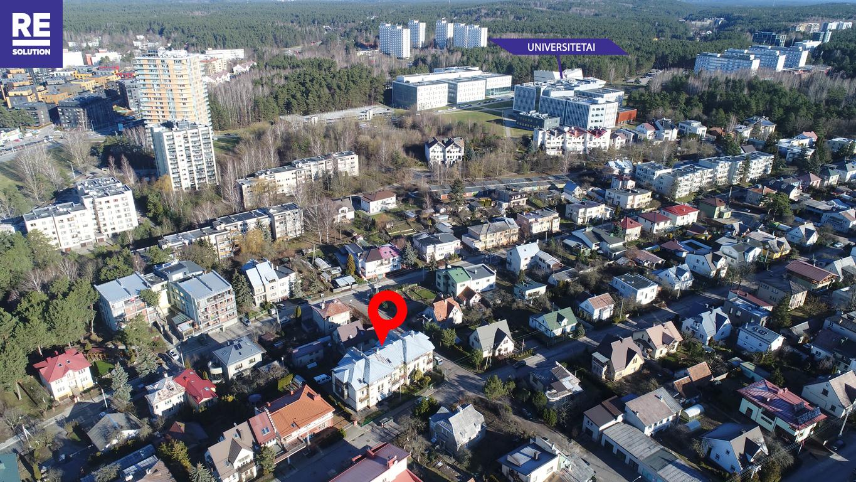 Parduodamas butas Medžiotojų g., Antakalnyje, Vilniuje, 127.36 kv.m ploto, 5 kambariai nuotrauka nr. 18