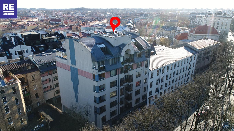 Parduodamas butas Mindaugo g., Senamiestyje, Vilniuje, 110.22 kv.m ploto, 3 kambariai nuotrauka nr. 19