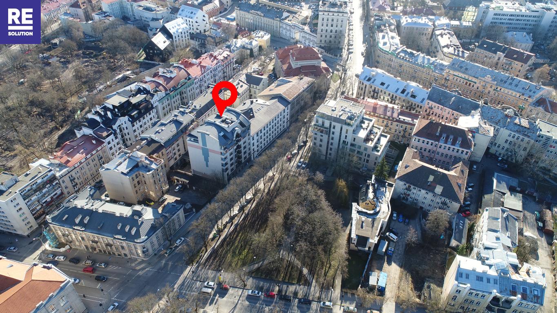 Parduodamas butas Mindaugo g., Senamiestyje, Vilniuje, 110.22 kv.m ploto, 3 kambariai nuotrauka nr. 21