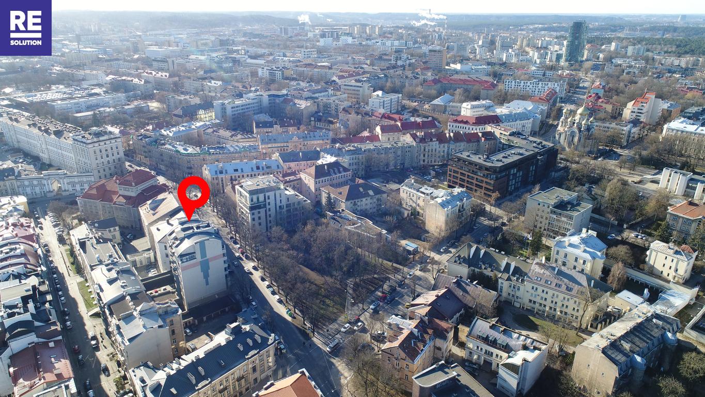 Parduodamas butas Mindaugo g., Senamiestyje, Vilniuje, 110.22 kv.m ploto, 3 kambariai nuotrauka nr. 22