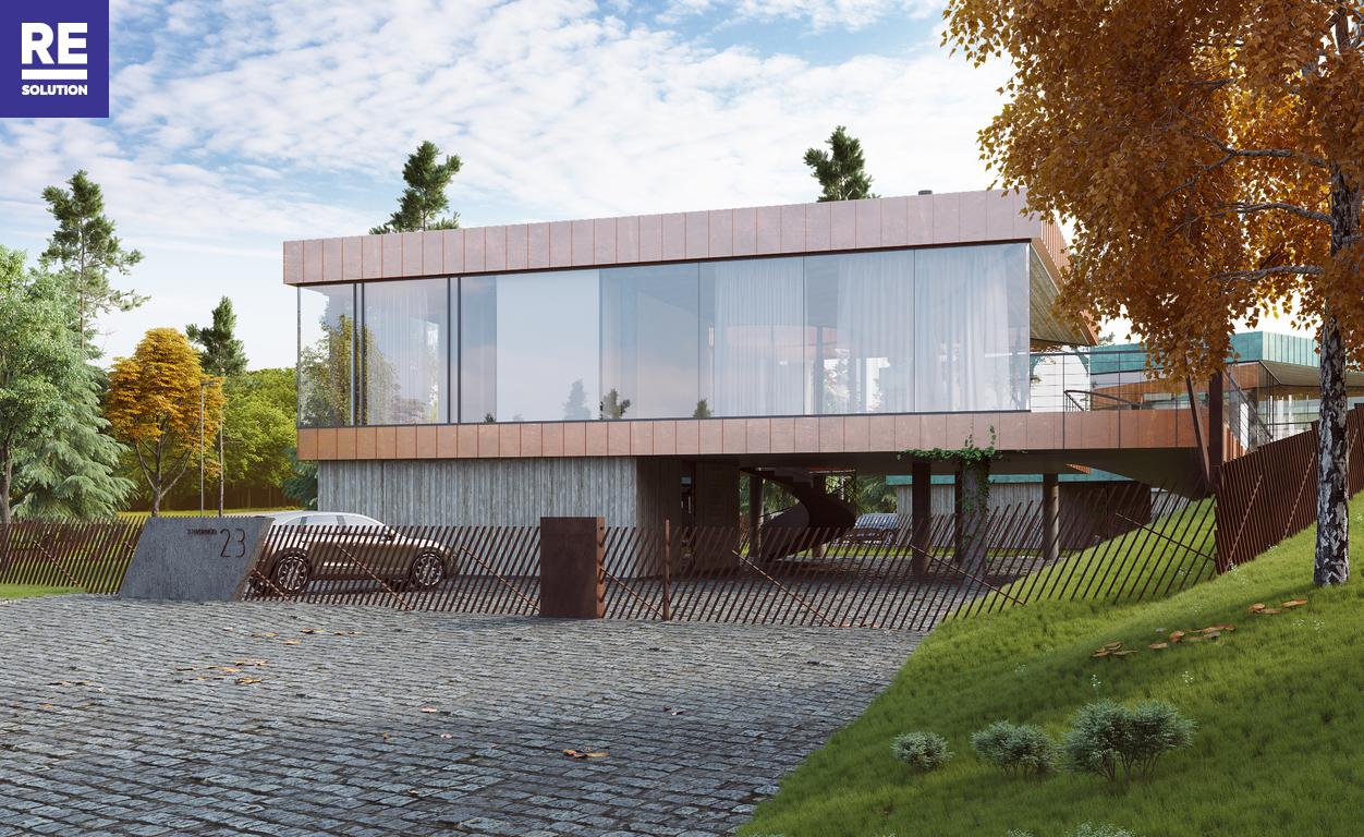 Parduodamas namas Stasio Lozoraičio g., Pavilnyje, Vilniuje, 264 kv.m ploto nuotrauka nr. 2
