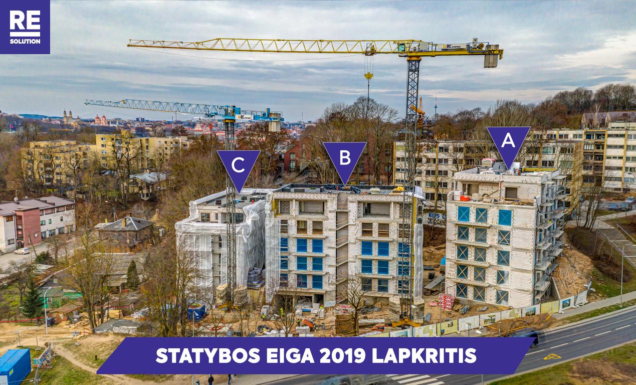 Parduodamas butas Olandų g., Užupis, Vilniaus m., Vilniaus m. sav., 35.2 m2 ploto, 2 kambariai nuotrauka nr. 15