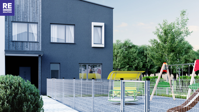 Parduodamas namas Albanų g., Kalnėnuose, Vilniuje, 86 m² ploto nuotrauka nr. 4