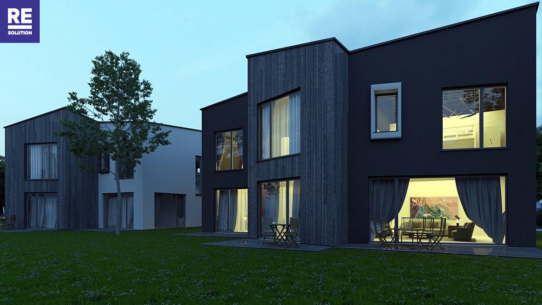 Parduodamas namas Albanų g., Kalnėnuose, Vilniuje, 86 m² ploto nuotrauka nr. 10