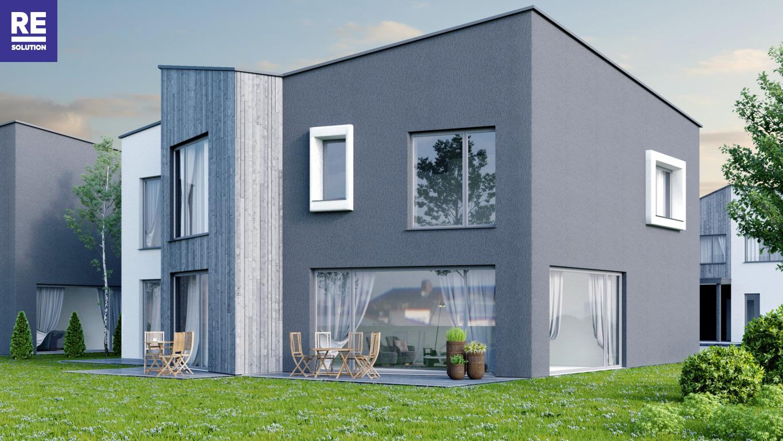 Parduodamas namas Albanų g., Kalnėnuose, Vilniuje, 86 m² ploto nuotrauka nr. 1