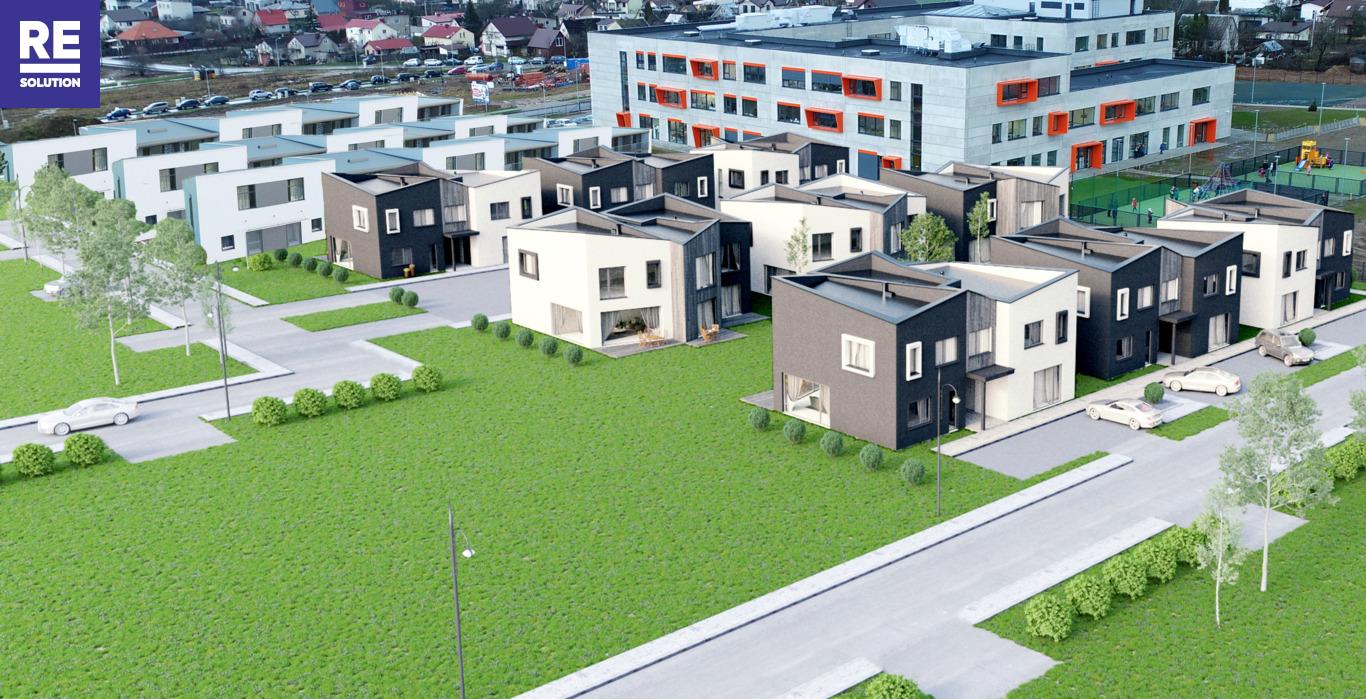 Parduodamas namas Albanų g., Kalnėnuose, Vilniuje, 70.7 m² ploto nuotrauka nr. 11