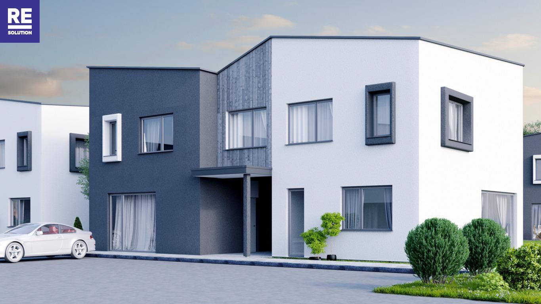 Parduodamas namas Albanų g., Kalnėnuose, Vilniuje, 70.7 m² ploto nuotrauka nr. 2
