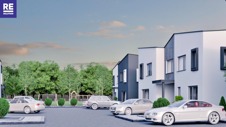 Parduodamas namas Albanų g., Kalnėnuose, Vilniuje, 70.7 m² ploto nuotrauka nr. 5