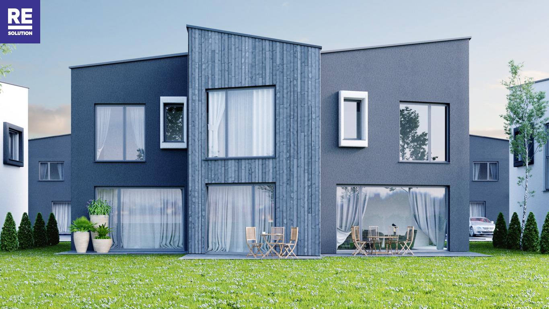 Parduodamas namas Albanų g., Kalnėnuose, Vilniuje, 70.7 m² ploto nuotrauka nr. 3