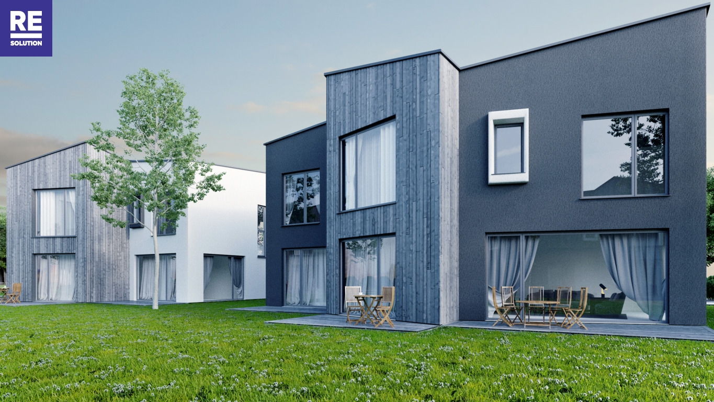 Parduodamas namas Albanų g., Kalnėnuose, Vilniuje, 70.7 m² ploto nuotrauka nr. 1