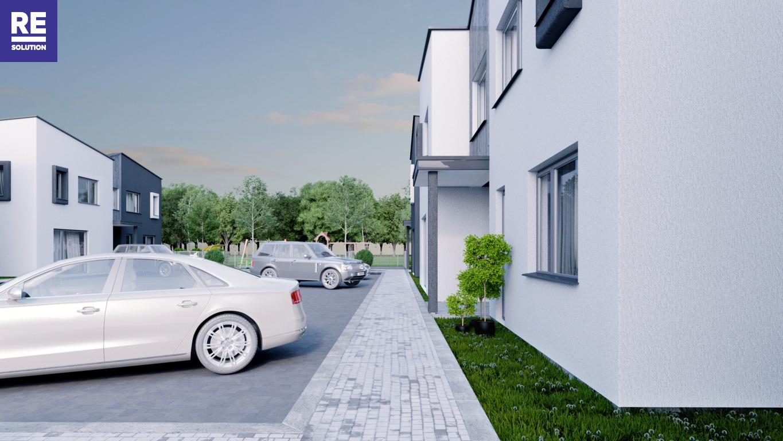Parduodamas namas Albanų g., Kalnėnuose, Vilniuje, 70.7 m² ploto nuotrauka nr. 8
