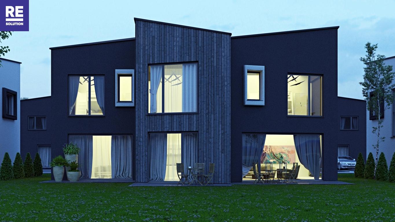 Parduodamas namas Albanų g., Kalnėnuose, Vilniuje, 70.7 m² ploto nuotrauka nr. 9