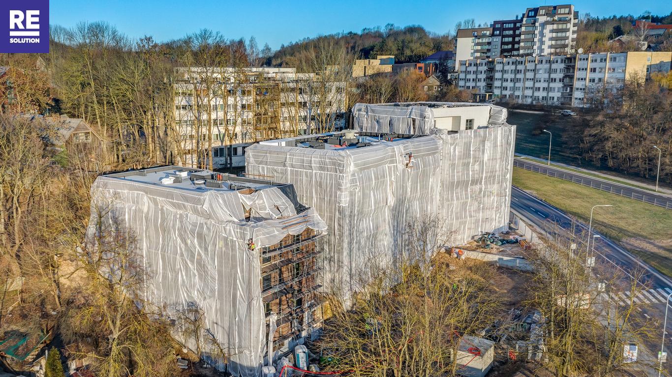 Parduodamas butas Olandų g., Vilniaus m., Vilniaus m. sav., 35.2 m2 ploto, 2 kambariai