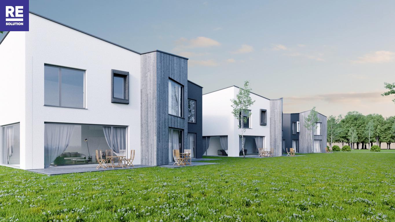 Parduodamas namas Albanų g., Kalnėnuose, Vilniuje, 86 m² ploto nuotrauka nr. 3