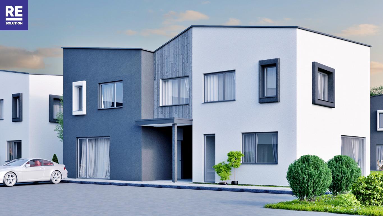 Parduodamas namas Albanų g., Kalnėnuose, Vilniuje, 70.7 m² ploto