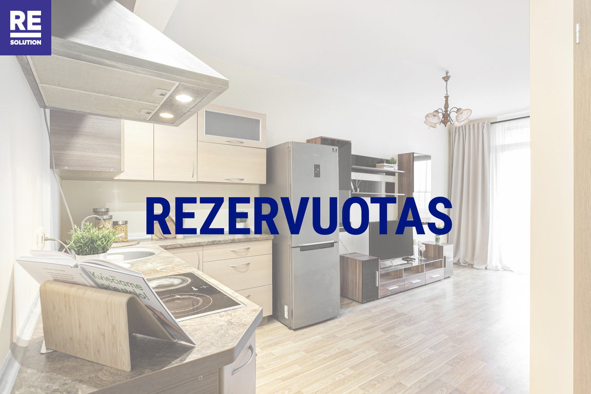 Parduodamas butas Girulių g., Pašilaičiuose, Vilniuje, 41.22 kv.m ploto, 1 kambariai nuotrauka nr. 1