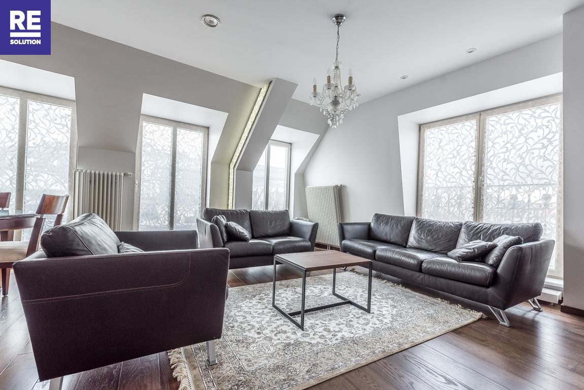 Nuomojamas butas Gedimino pr., Centre, Vilniuje, 68 kv.m ploto nuotrauka nr. 7
