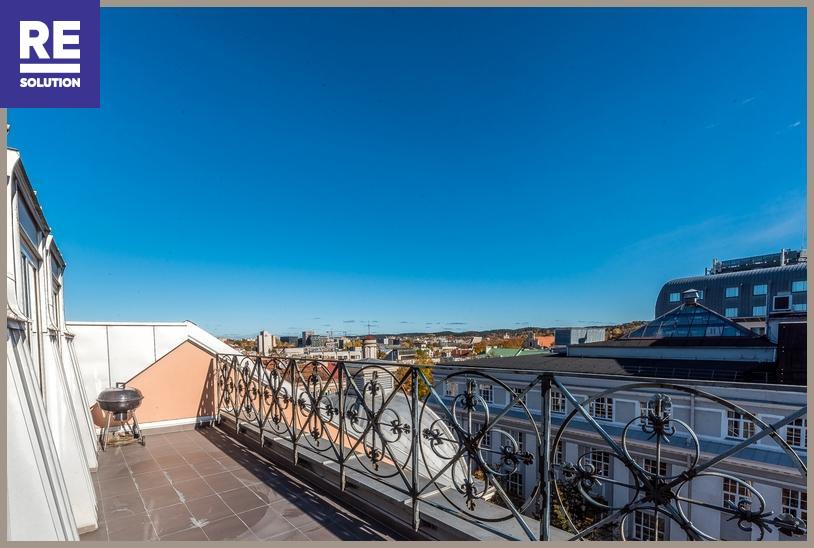 Nuomojamas butas Gedimino pr., Centre, Vilniuje, 68 kv.m ploto nuotrauka nr. 2