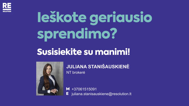 Parduodamas namas Albanų g., Kalnėnuose, Vilniuje, 70.7 m² ploto nuotrauka nr. 17