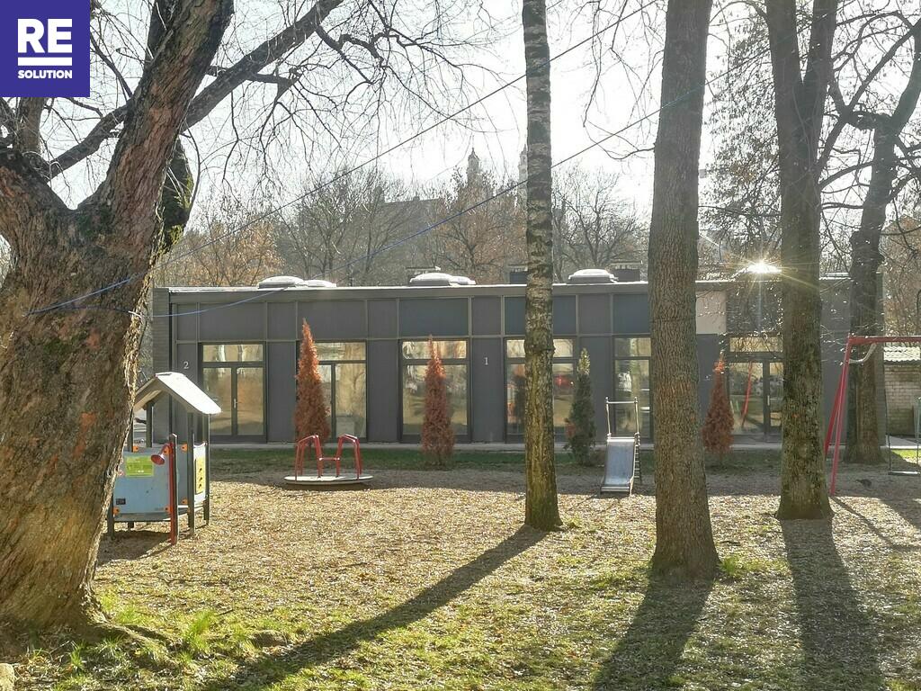 Parduodamas 38.51 kv.m. studijos tipo butas Užupio g., Vilniuje. nuotrauka nr. 11