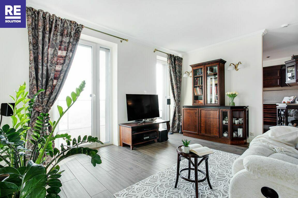 Parduodamas butas Žalgirio g., Šnipiškėse, Vilniuje, 92.06 kv.m ploto nuotrauka nr. 33