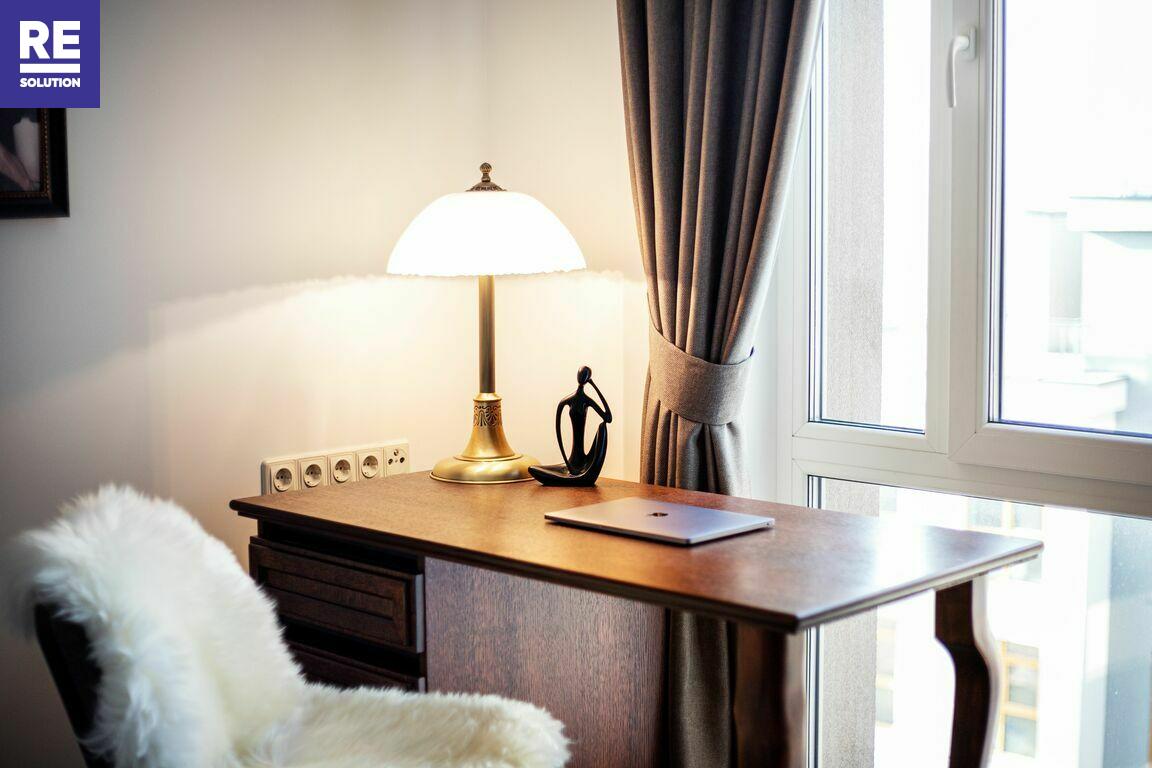 Parduodamas butas Žalgirio g., Šnipiškėse, Vilniuje, 92.06 kv.m ploto nuotrauka nr. 9