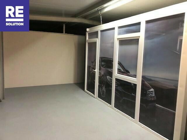 Nuomojamos gamybinės/sandėliavimo/administracinės 150 m2 patalpos Kalvarijų g. nuotrauka nr. 4