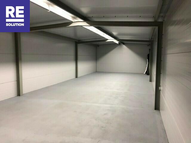 Nuomojamos gamybinės/sandėliavimo/administracinės 150 m2 patalpos Kalvarijų g.