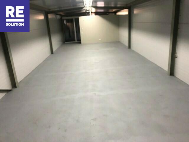 Nuomojamos gamybinės/sandėliavimo/administracinės 150 m2 patalpos Kalvarijų g. nuotrauka nr. 2