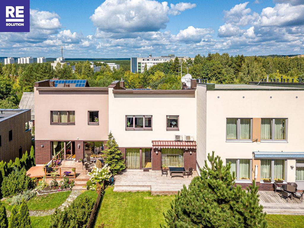 Namas Žirgo Sodų 1-oji g., Antakalnyje, Vilniuje, 201.06 kv.m ploto nuotrauka nr. 20