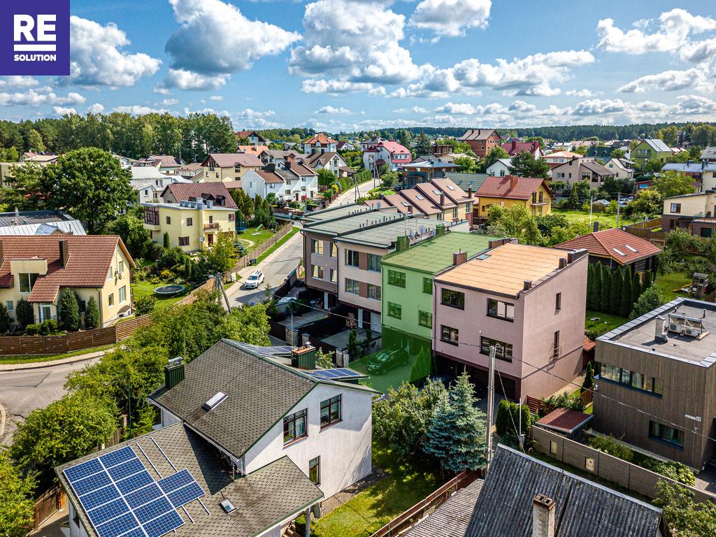 Namas Žirgo Sodų 1-oji g., Antakalnyje, Vilniuje, 201.06 kv.m ploto nuotrauka nr. 21