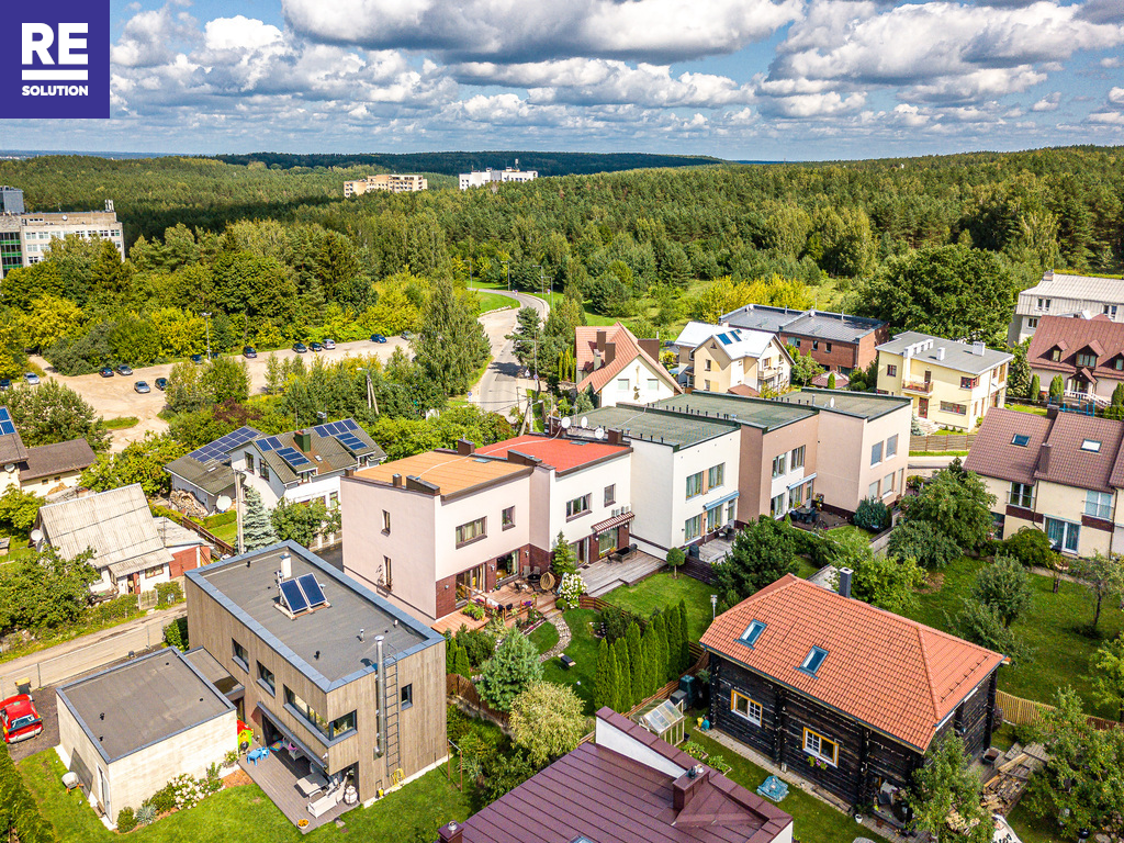 Namas Žirgo Sodų 1-oji g., Antakalnyje, Vilniuje, 201.06 kv.m ploto nuotrauka nr. 22