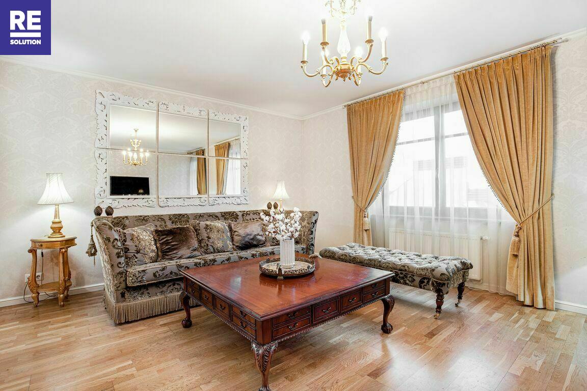Nuomojamas butas Aguonų g., Senamiestyje, Vilniuje, 89.76 kv.m ploto, 3 kambariai nuotrauka nr. 6