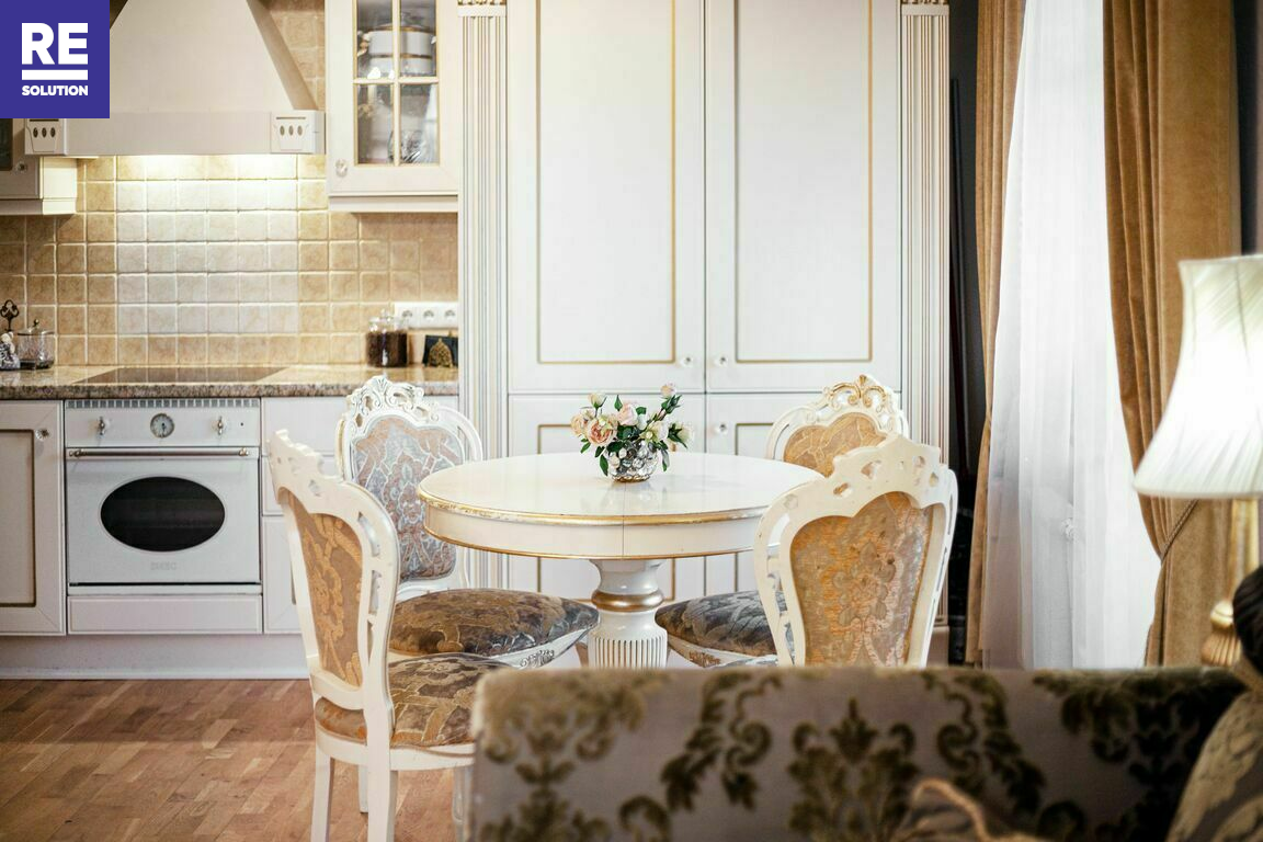 Nuomojamas butas Aguonų g., Senamiestyje, Vilniuje, 89.76 kv.m ploto, 3 kambariai nuotrauka nr. 9