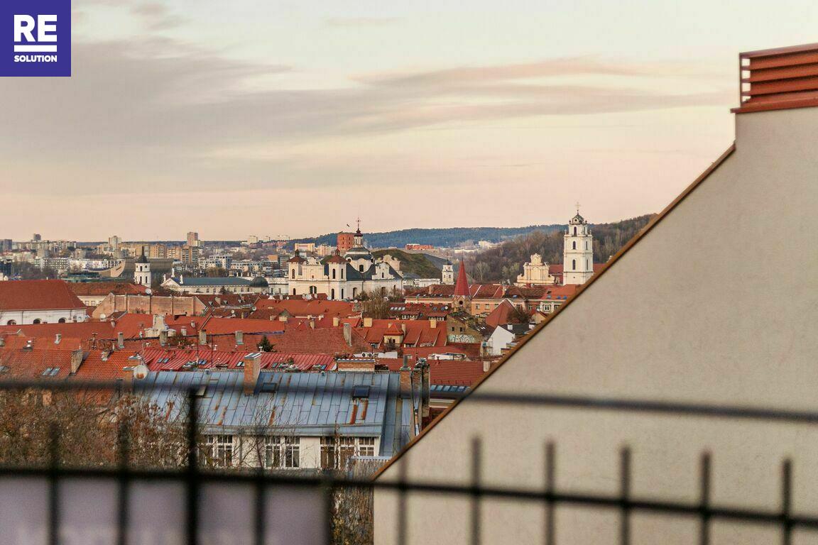 Nuomojamas butas Aguonų g., Senamiestyje, Vilniuje, 89.76 kv.m ploto, 3 kambariai nuotrauka nr. 3