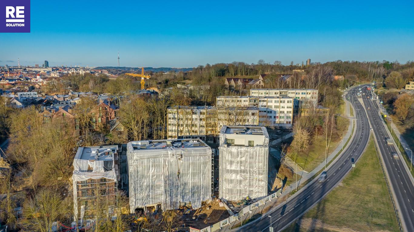 Parduodamas butas Olandų g., Užupis, Vilniaus m., Vilniaus m. sav., 53 m2 ploto, 3 kambariai nuotrauka nr. 3