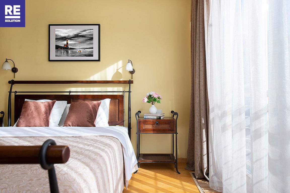 Parduodamas butas Krivių g., Senamiestyje, Vilniuje, 86 kv.m ploto, 3 kambariai nuotrauka nr. 22