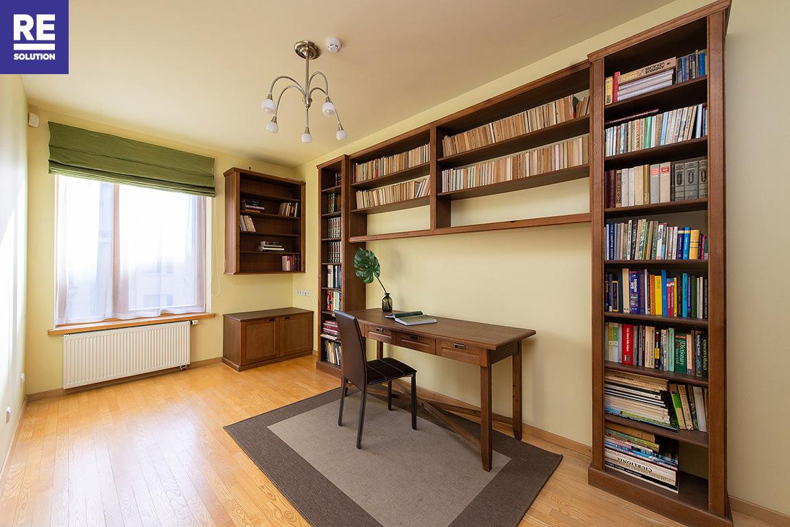 Parduodamas butas Krivių g., Senamiestyje, Vilniuje, 86 kv.m ploto, 3 kambariai nuotrauka nr. 3