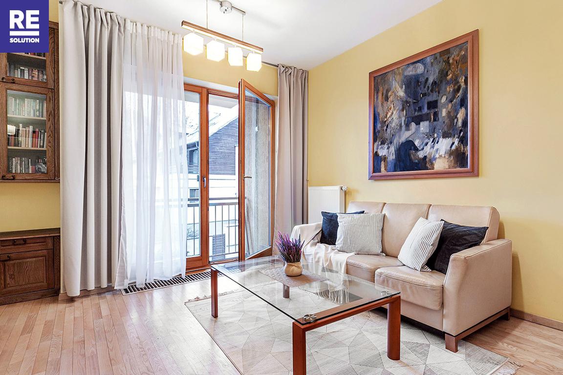 Parduodamas butas Krivių g., Senamiestyje, Vilniuje, 86 kv.m ploto, 3 kambariai nuotrauka nr. 6