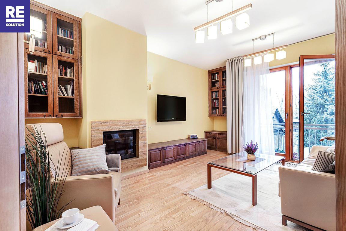 Parduodamas butas Krivių g., Senamiestyje, Vilniuje, 86 kv.m ploto, 3 kambariai nuotrauka nr. 8